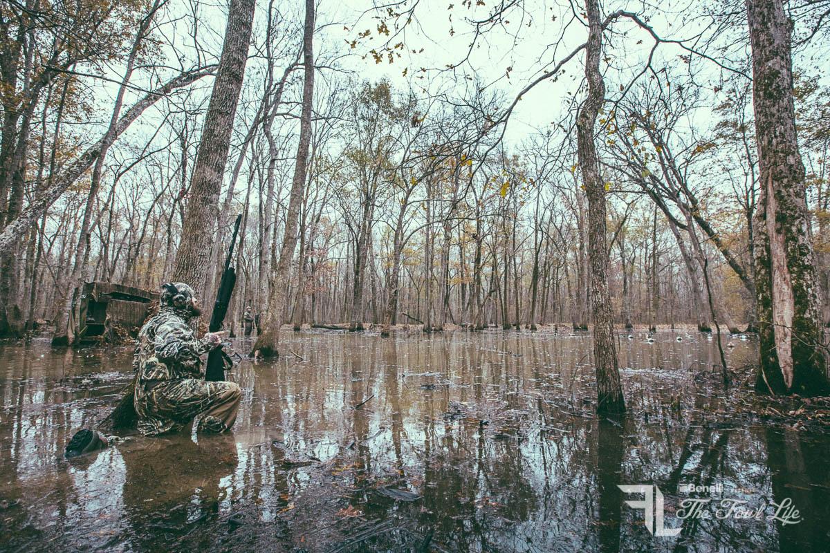Zac Brown timber hunting